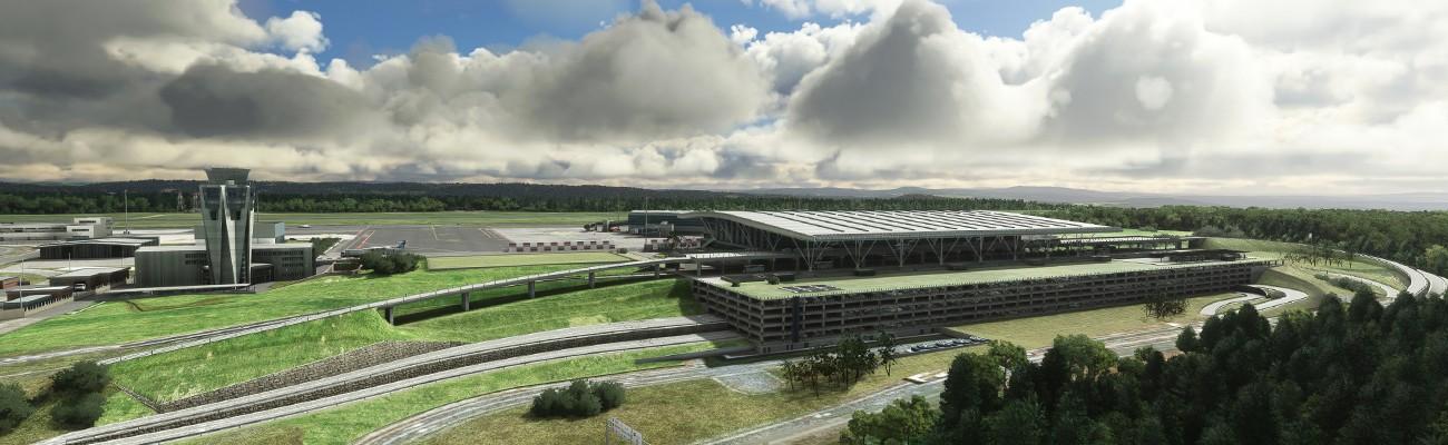 Santiago de Compostela Airport Released