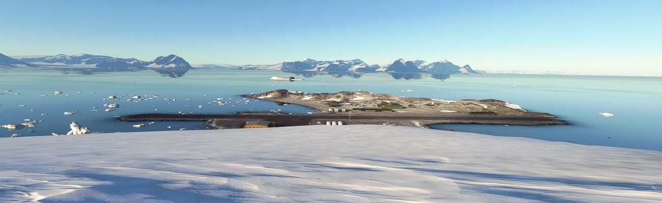 Antarctica Volume 1