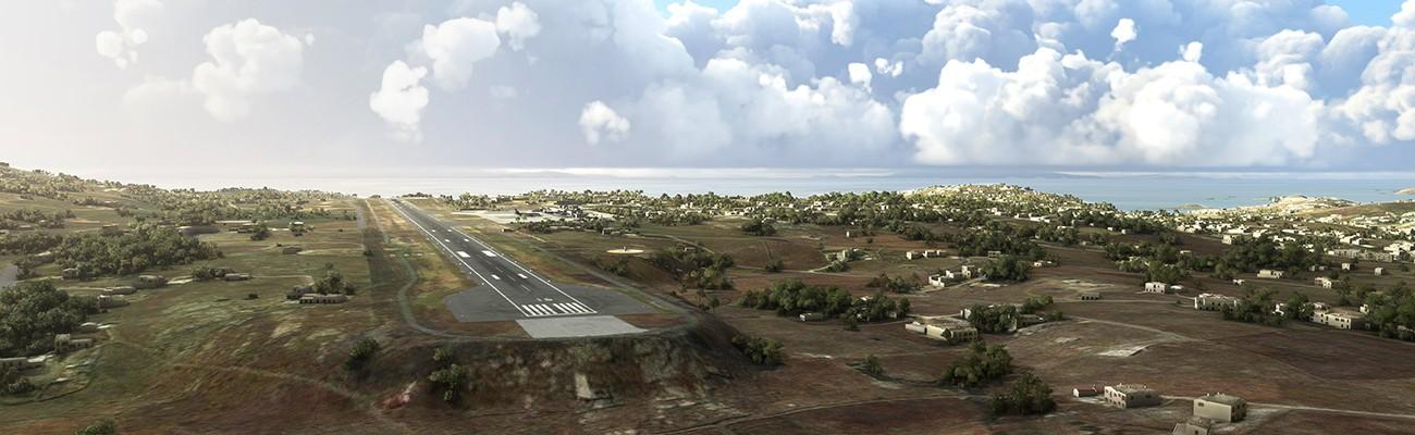 LGMK Mykonos Airport Released
