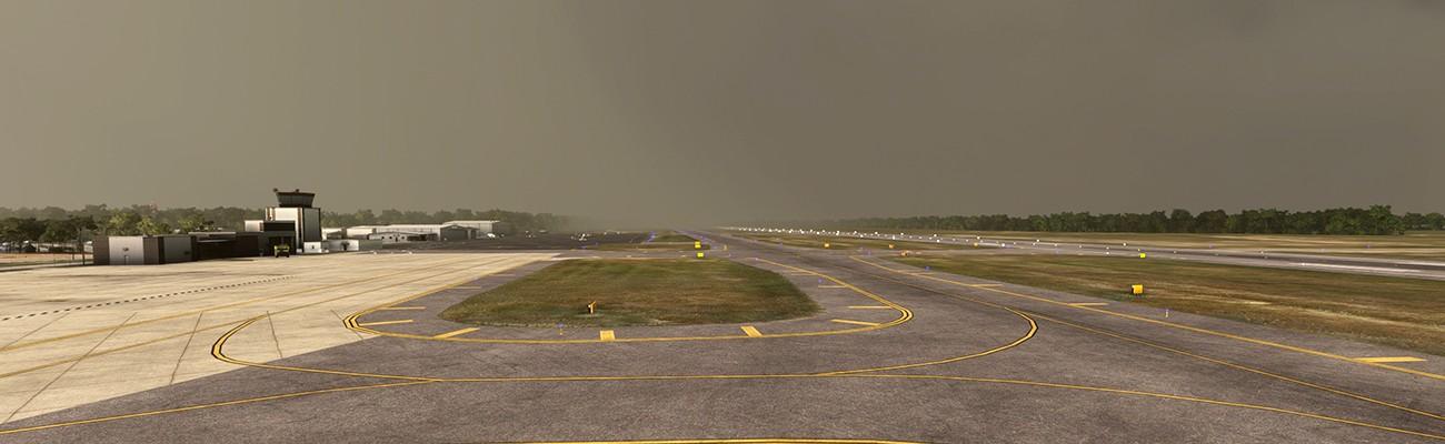 KFAY - Fayetteville Regional Airport